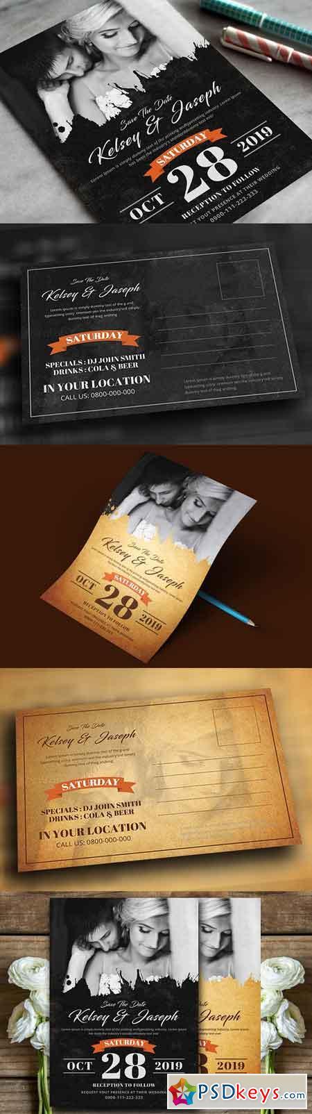 Wedding Invitation 3137743