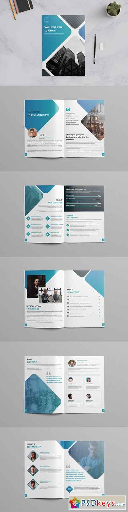 A4 Brochure Template 2920806