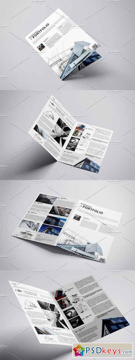 Architectural Portfolio Brochure V03 2969764