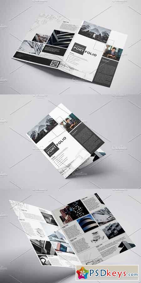 Architecture Brochure Template V04 2969845