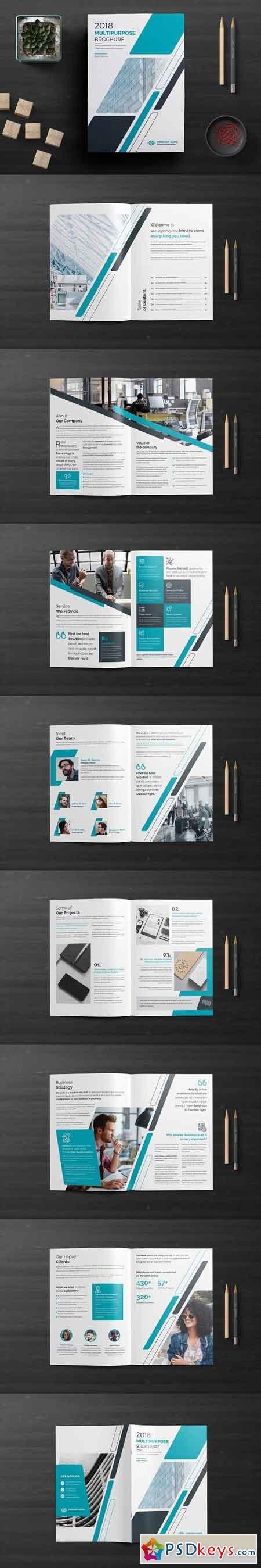 Company Profile Business Brochure 2977541