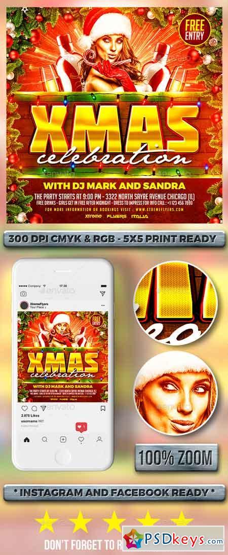 Christmas Flyer 22881209