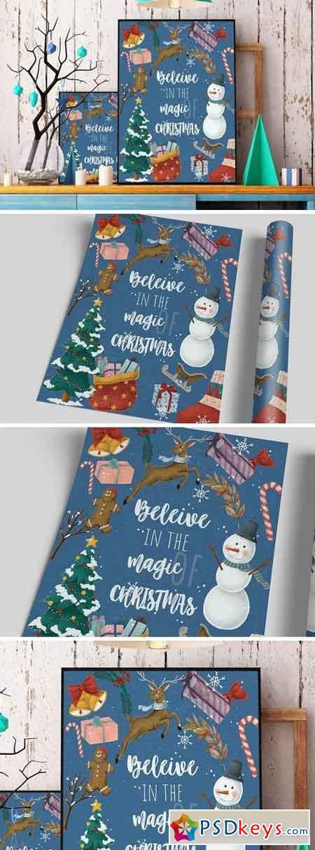 Merry Christmas Flyer I