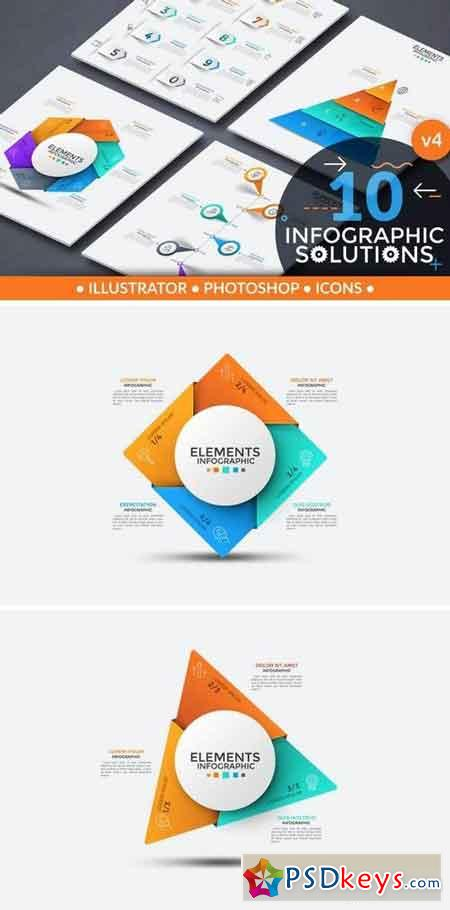 Infographic Solutions Part 4