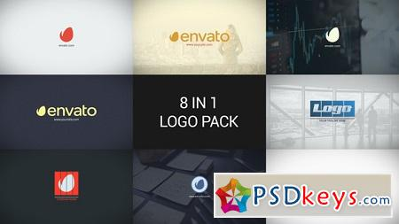 Minimal Logo Pack 22041422 After Effects Template