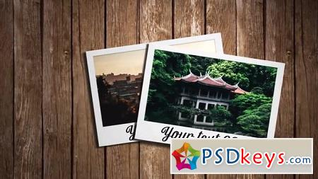 MotionElements Sweet Memories Slideshow 11555766 After Effects Template