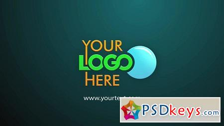 MotionElements Simple Particle Logo Animation 11050349 After Effects Template