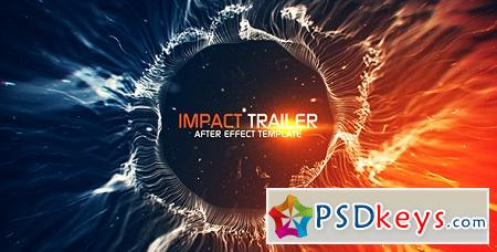 Impact Trailer Titles 12165625 After Effects Template » Free