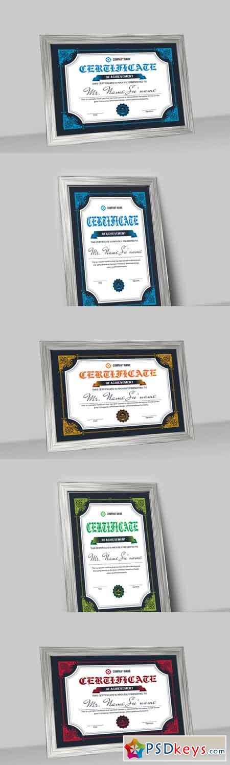 Certificates Templates 3508089