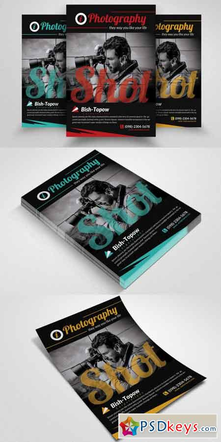 Photography Business Flyer 3507466