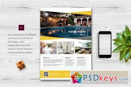Professional Properties Flyer