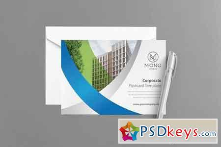 Corporate Postcard 2