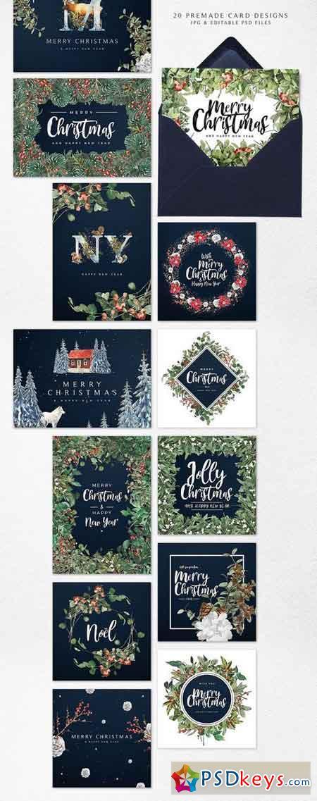 Winter Wonderland Designer Kit 3102909