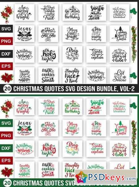 Christmas SVG Bundle 774040