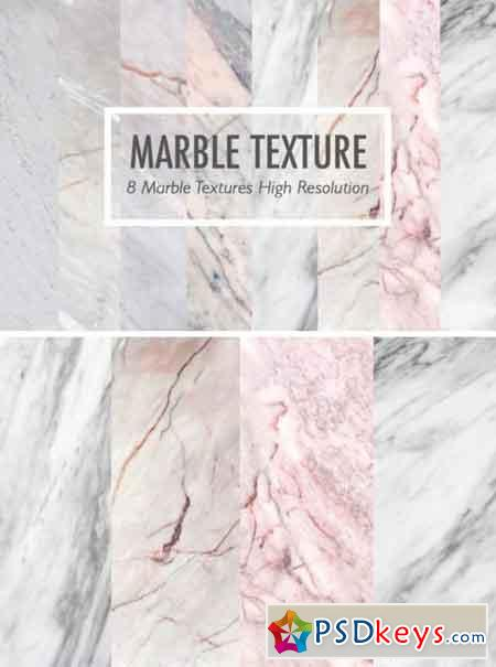 8 Real marble textures collection 772807