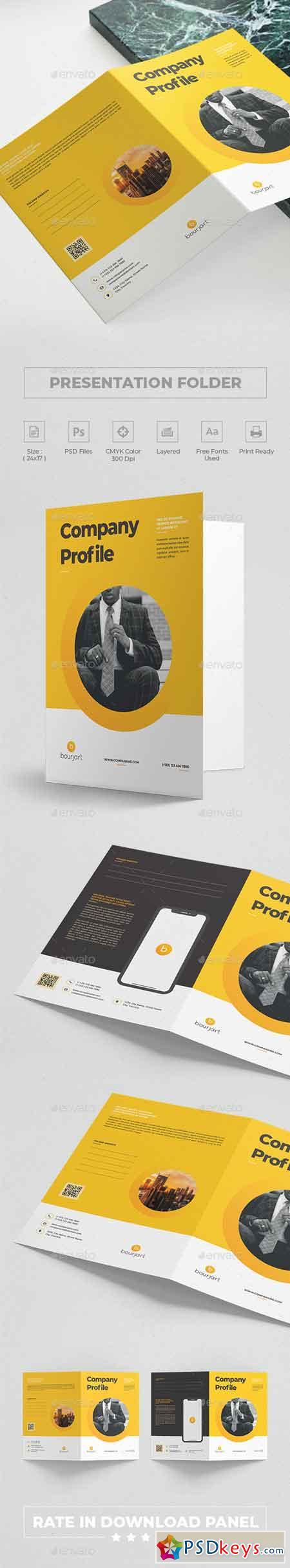 Presentation Folder 22873916