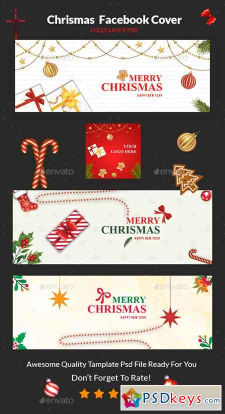 Christmas Facebook Cover 22905438