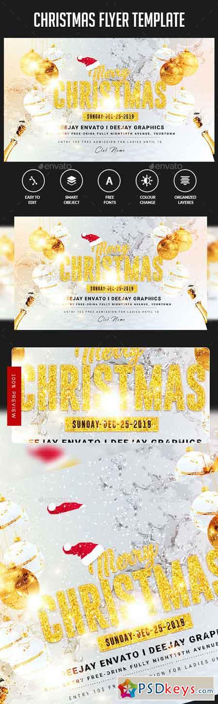Christmas Flyer 22908015