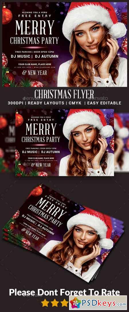 Christmas Flyer 22908157