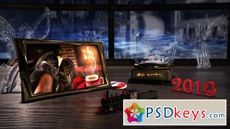 Christmas World 22921256 After Effects Template