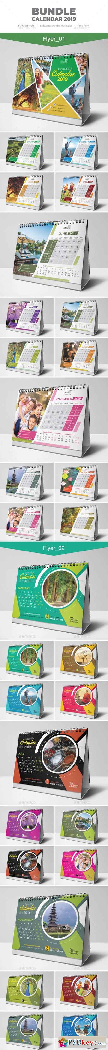 Bundle Calendar 22881421