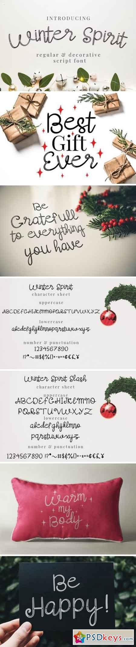 Winter Spirit 179156