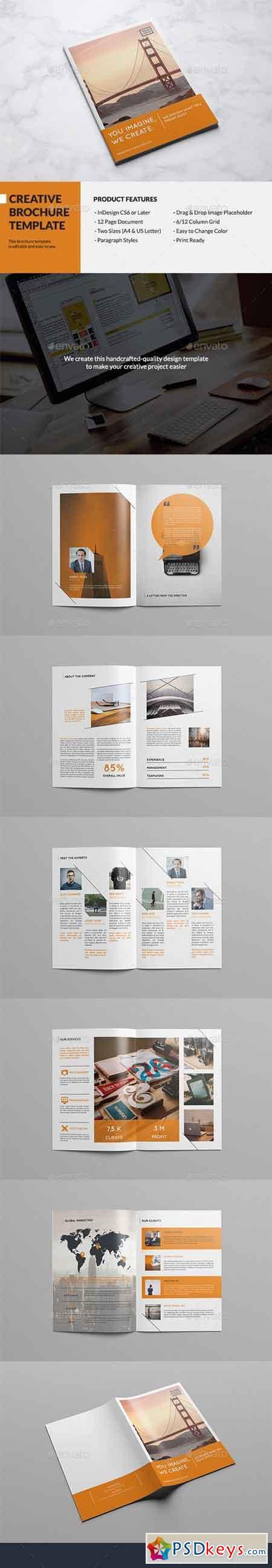 Creative Brochure 13664737