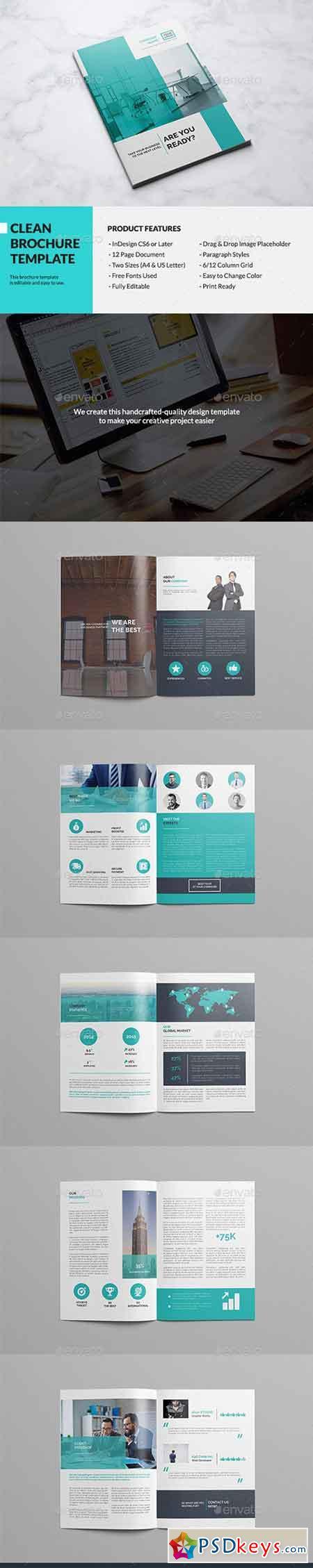 Clean Multipurpose Brochure 13500032