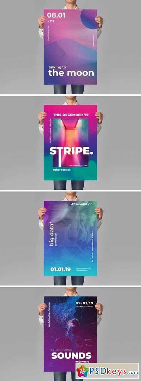 Music Poster Flyer Promotion Bundle