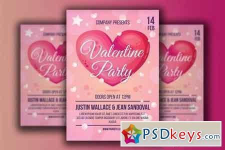 Valentine Day Poster