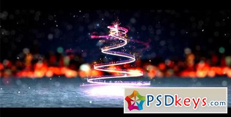 Videohive Christmas Logo 13788435 After Effects Template