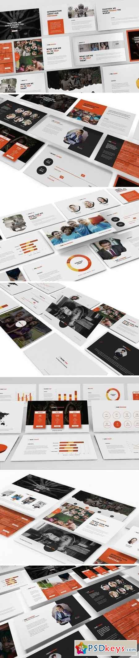 Charity Powerpoint Template 3260295