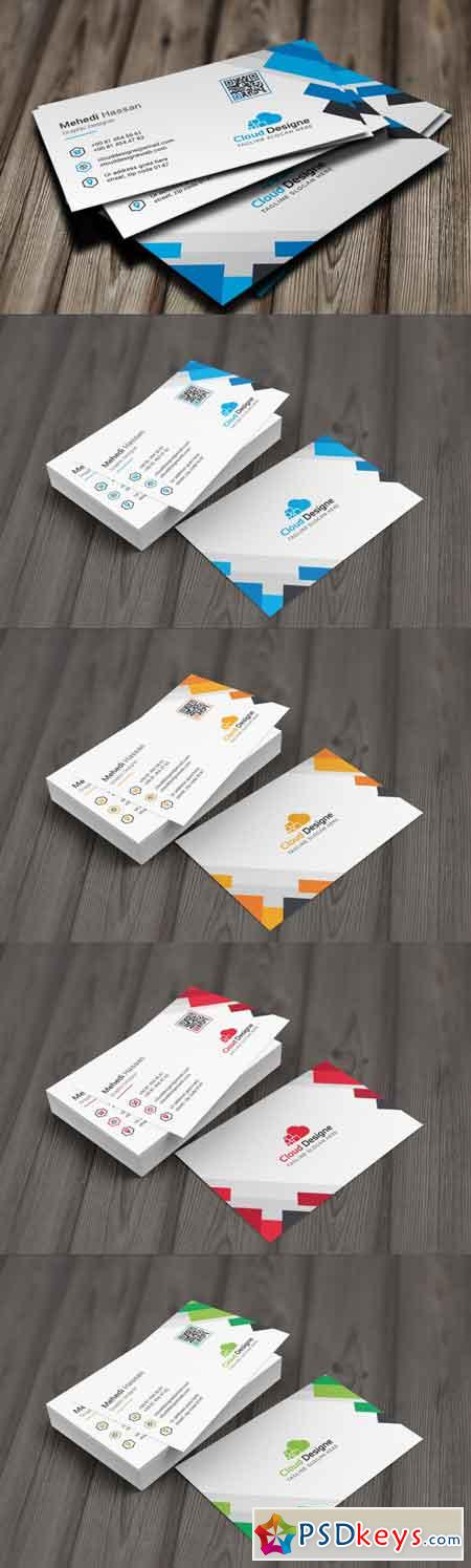 Corporate Business Card 3512834