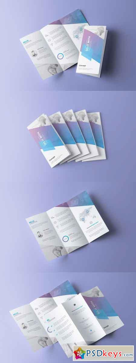 Corporate TriFold Brochure 3512819