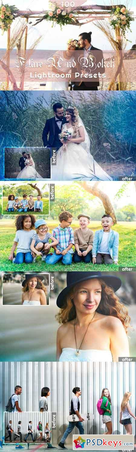 Flare And Bokeh Lightroom Presets 3512295