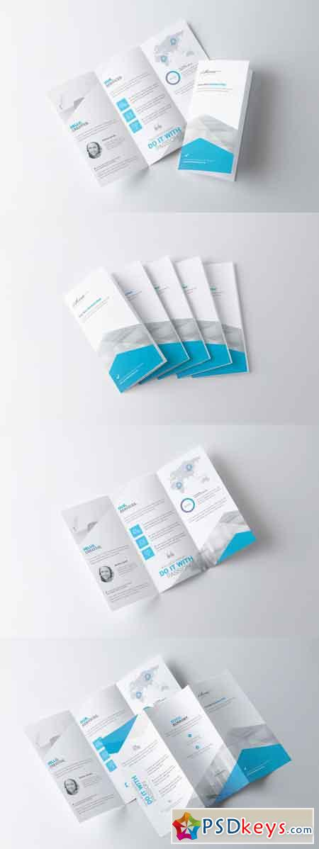 Trifold Brochure 3512797
