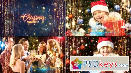 Christmas Slideshow 22955276 After Effects Template