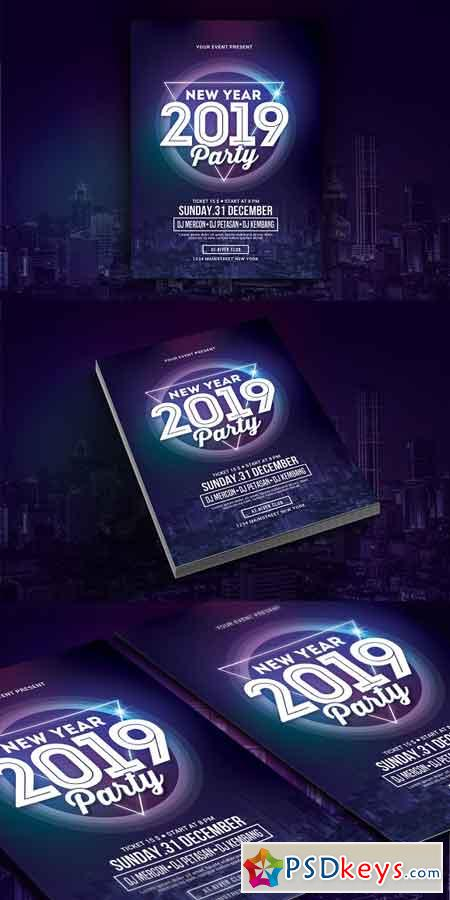 New Year Party 2019 3243848