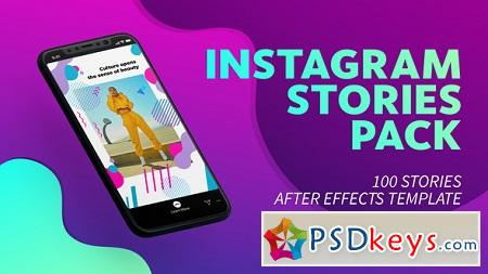Instagram Package 22853026 After Effects Template