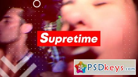 Videohive Supretime 22192307 After Effects Template