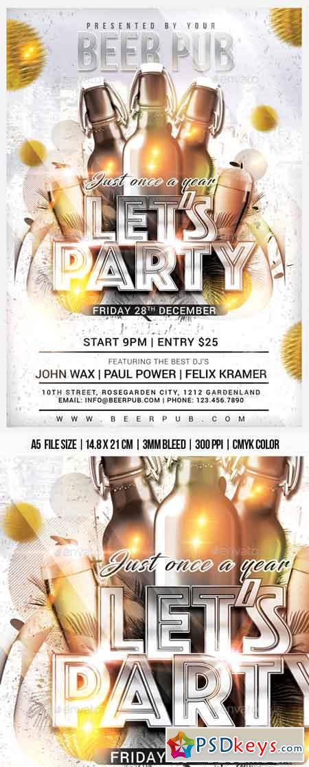 Lets Party 22931228