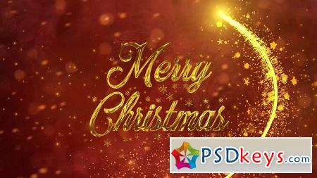 MotionArray - Christmas Greetings After Effects Templates 150261