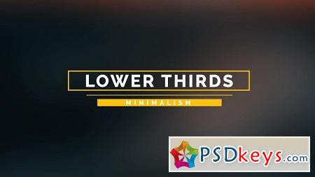 MotionArray - Titles Lower Thirds Pack After Effects Templates 150555