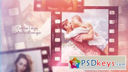 MotionArray - Film Strip Memories After Effects Templates 67110