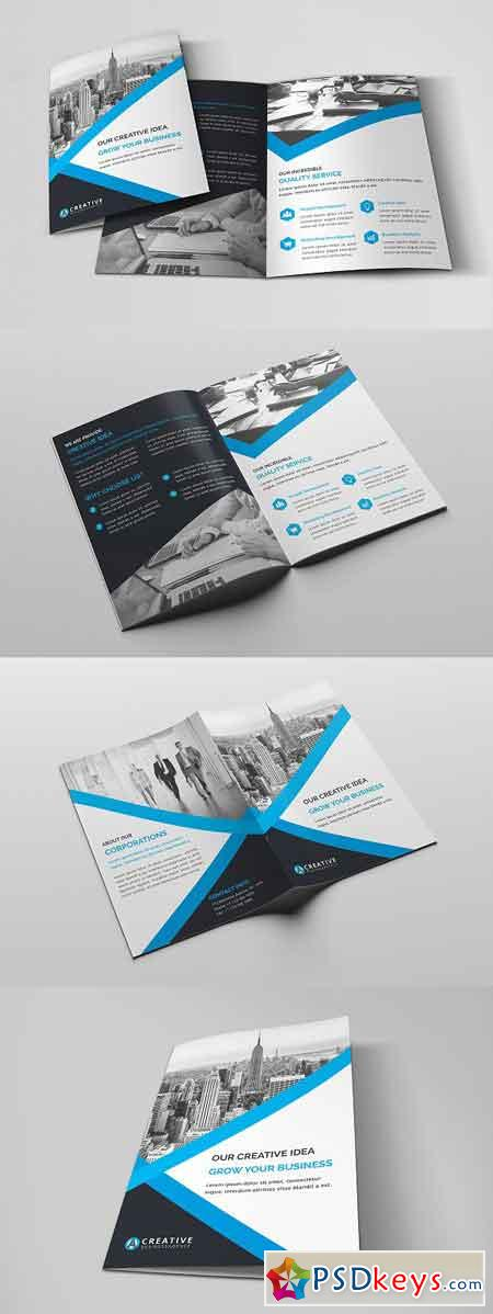 Business Bi-Fold Brochure 3206386