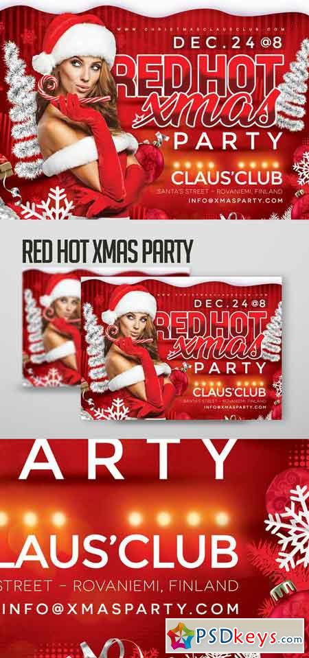 Red Hot Xmas Party 3215257