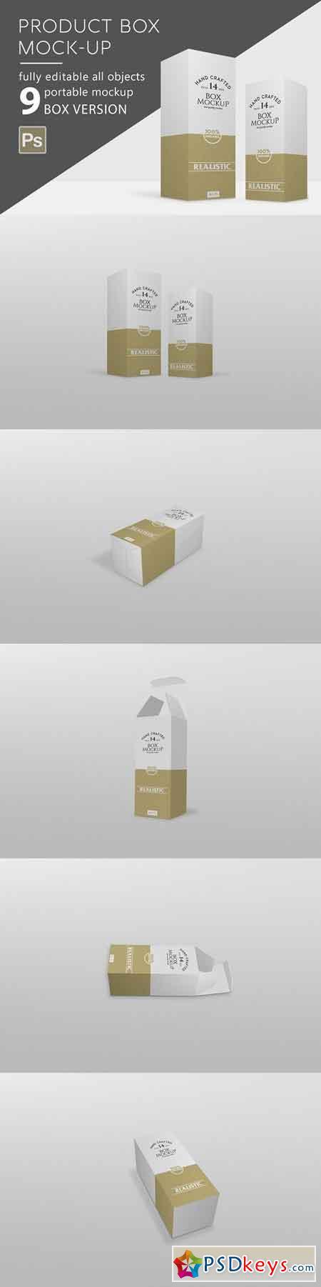 Box Mockup Thin 2948106