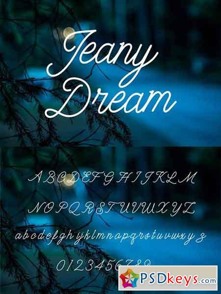 Jelly font 3514440