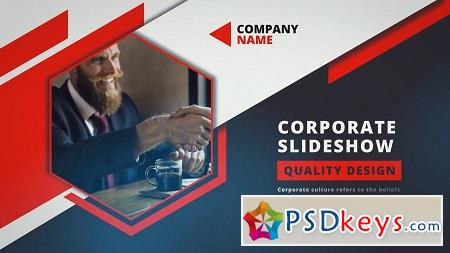 MotionArray - Corporate Slideshow After Effects Templates 150625