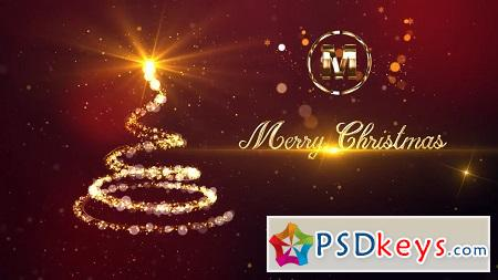 MotionArray - Christmas Logo After Effects Templates 150684